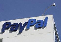 PayPal main