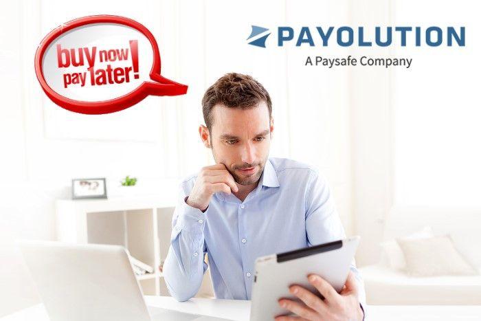 Payolution запускает услугу оплаты частями
