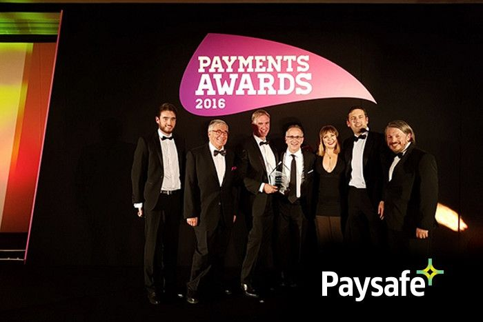 Paysafe Group на Payments Awards