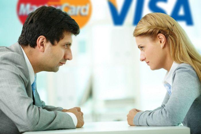 ФАС проверит платежные системы Visa и MasterCard