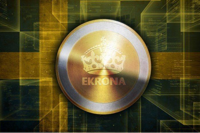 Швеция разрабатывает ekrona