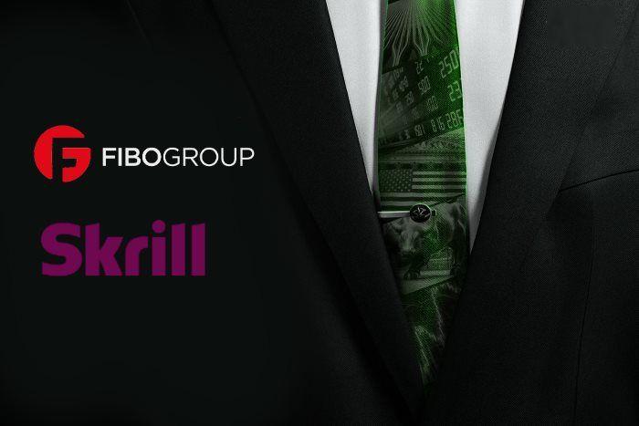 FIBO Group ввел пополнение средств через Skrill