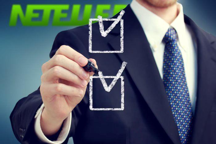 NETELLER изменил правила верификации