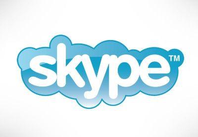 Логотип skype.com