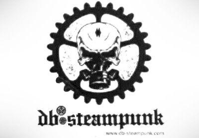 Логотип Db-steampunk