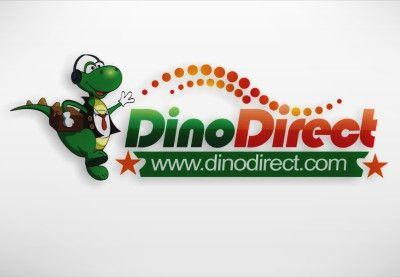 Логотип Dinodirect.com