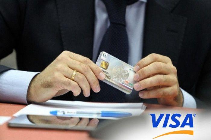 Visa поддерживает идею об ограничении наличных расчетов в РФ