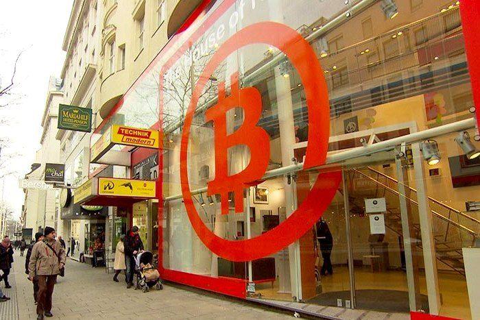 Биткоин банк в Австрии