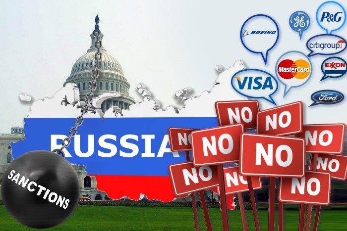 Visa за отмену санкций против России
