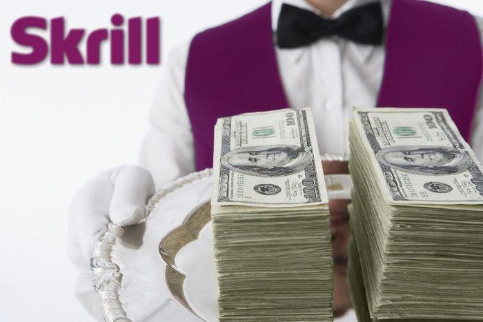 Skrill возвращает деньги за вывод на карту