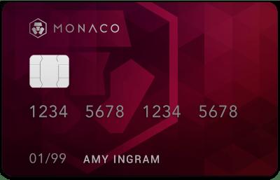 Карта Monaco VISA®Card&App