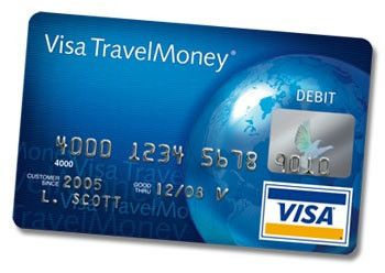 карта VISA Travel
