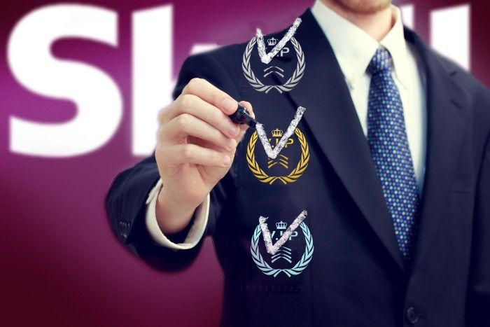 VIP-статус в Skrill за опрос