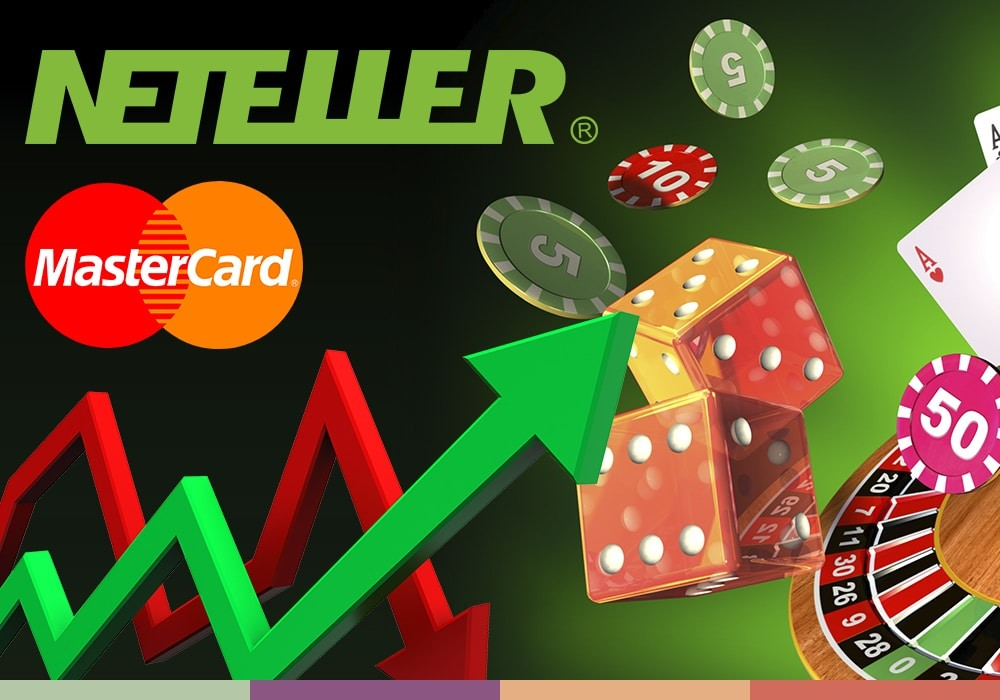 NETELLER снял ограничения на гемблинг-транзакции при пополнении через MasterCard