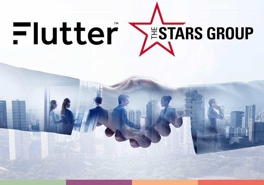 Крупнейшая сделка в онлайн-гемблинге: Flutter поглощает The Stars Group