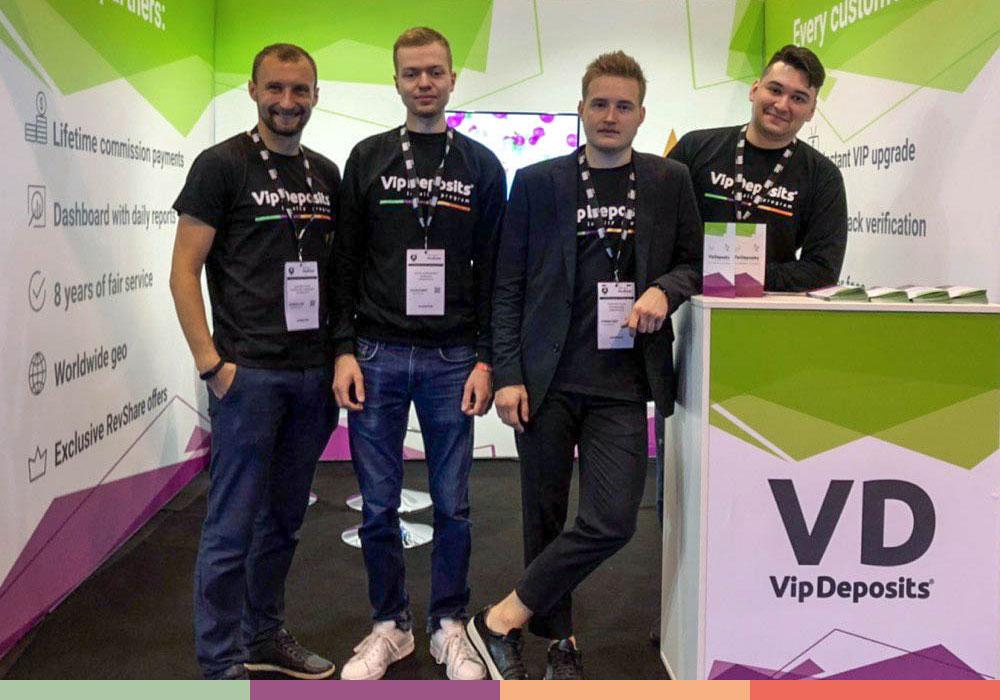 VipDeposits на конференции iGB Affiliate в Лиссабоне: как это было