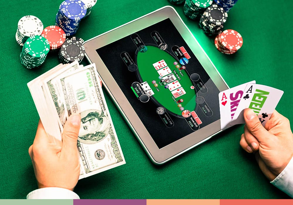 Покер, как банкомат: оптимизация ввода и вывода денег с румов
