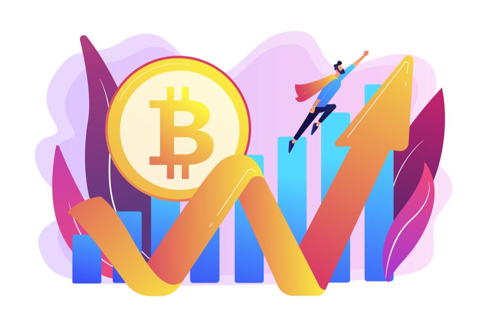 Bitcoin - рост