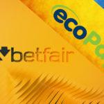 Betfair ecoPayz