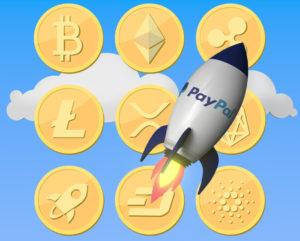 PayPal i cyfrovaya valuta